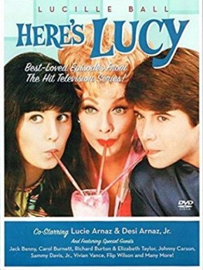 Here's Lucy – Best Loved Episodes from the TV Series (A PopEntertainment.com TV on DVD Review)
