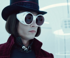 Johnny Depp – In Charlie & the Chocolate Factory, The Master Actor Gets Deep Into the Role of Willie Wonka