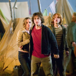 Daniel Radcliffe, Emma Watson and Rupert Grint On Fire About Harry Potter