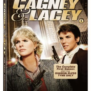 Tyne Daly and Sharon Gless – She's Lacey and She's Cagney