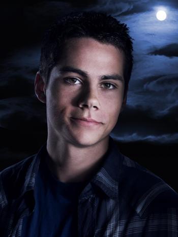 "Dylan O'Brien in ""Teen Wolf."""