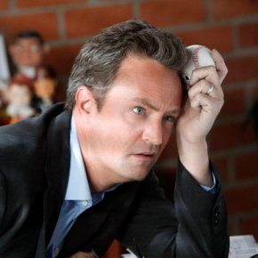 Matthew Perry Is Looking For Something to Go On