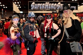 Nerds in New York – Comic-Con 2012