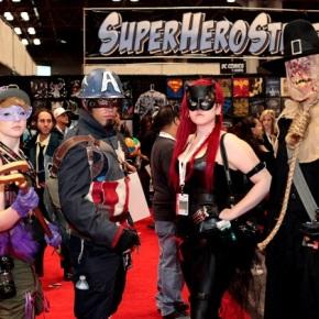 Nerds in New York – Comic-Con2012