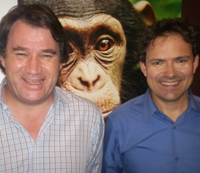 Chimpanzee's Filmmakers Tell A True Tale of Loss and Bonding