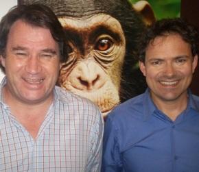 Chimpanzee's Filmmakers Tell A True Tale of Loss andBonding