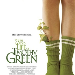 The Odd Life of Timothy Green (A MovieReview)