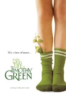 The Odd Life of Timothy Green (A Movie Review)