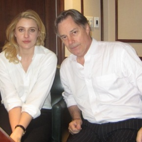 Greta Gerwig and Whit Stillman – Sending Up a Signal for Damsels inDistress