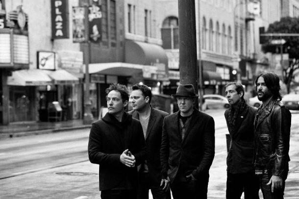 Jakob Dylan and the Wallflowers in New York City.