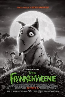 Frankenweenie (A PopEntertainment.com MovieReview)