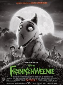 Frankenweenie (A PopEntertainment.com Movie Review)