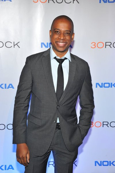 30 ROCK -- Series Wrap Party -- Pictured: Keith Powell -- (Photo by: Theo Wargo/NBC)