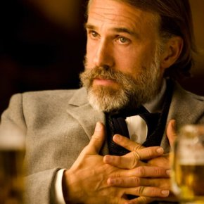 Christoph Waltz Unchained