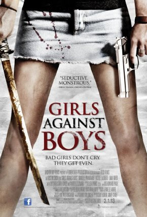 Girls Against Boys (A PopEntertainment.com MovieReview)