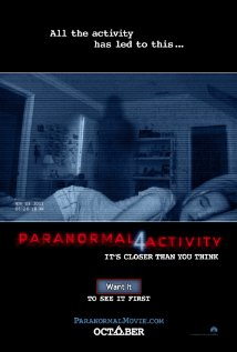 Paranormal Activity 4 (A PopEntertainment.com Movie Review)