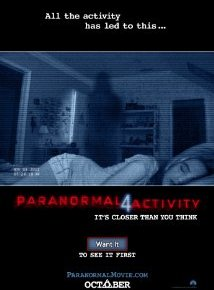 Paranormal Activity 4 (A PopEntertainment.com MovieReview)