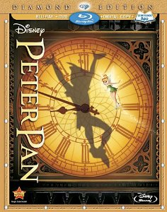 Peter Pan – Diamond Edition (A PopEntertainment.com Movie Review)
