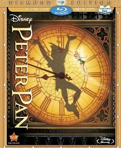 Peter Pan – Diamond Edition (A PopEntertainment.com MovieReview)