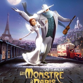 A Monster in Paris (A PopEntertainment.com MovieReview)