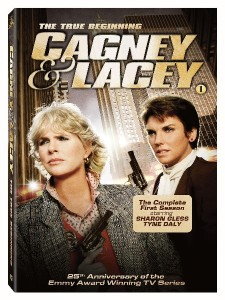 """Tyne Daly and Sharon Gless in """"Cagney & Lacey: The Complete First Season."""""""