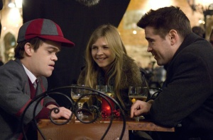"Clemence Poesy and Colin Farrell star in ""In Bruges."" (2008)"