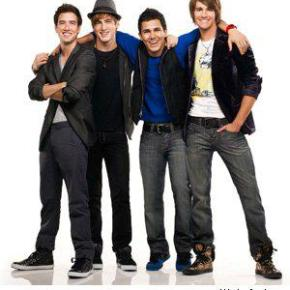 Big Time Rush – The Music Sounds Better with Elevate