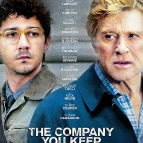 The Company You Keep (A PopEntertainment.com MovieReview)