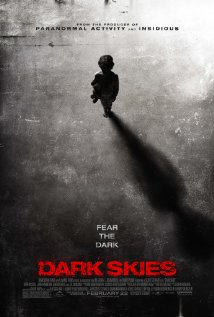 Dark Skies (A PopEntertainment.com Movie Review)