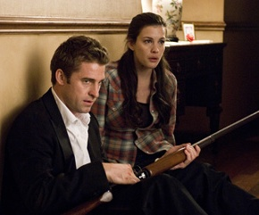 Liv Tyler and Scott Speedman Are No Longer Strangers