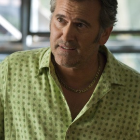 Bruce Campbell – Giving His Burn Notice