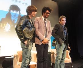 Ben Stiller, Richard Ayoade and Alex Turner All Live on a CelluloidSubmarine