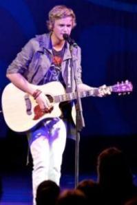 Cody Simpson in concert