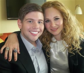 Juno Temple & Jeremy Dozier Dress Up Dirty Girl