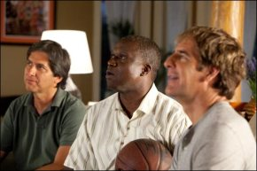 Ray Romano, Andre Braugher and Scott Bakula – Knocking Back a Few with Men of a CertainAge
