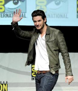 Ben Barnes at Comic-Con for Seventh Son.  Photo © 2013 Kevin Winter/Getty Images. Courtesy of Luber Roklin Entertainment. All rights reserved.