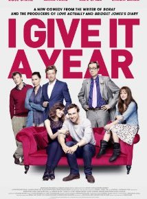 I Give It a Year (A PopEntertainment.com MovieReview)