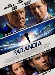Paranoia (A PopEntertainment.com MovieReview)