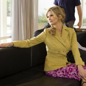 Kyra Sedgwick and James Duff – Bringing in The Closer