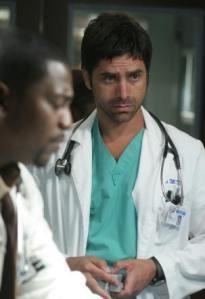 John Stamos stars in ER