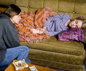Charlize Theron and AnnaSophia Robb – Sleepwalking Through RealLife