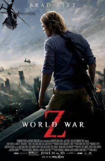 World War Z (A PopEntertainment.com Movie Review)