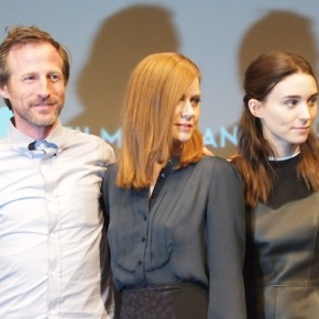 Spike Jonze, Joaquin Phoenix, Amy Adams, Rooney Mara and Olivia Wilde Give Life To Her