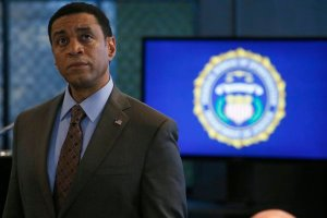 "Harry Lennix stars in ""The Blacklist."""