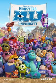 Monsters University (A PopEntertainment.com MovieReview)