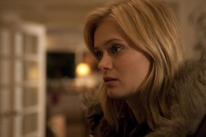 "Sara Paxton stars in ""Static."""