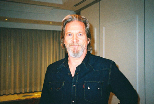 "Jeff Bridges at the New York press day for ""Crazy Heart."""
