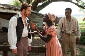 Chiwetel Ejiofor, Michael Fassbender, Sarah Paulson, Lupita Nyong'o and Alfre Woodard – Looking Back on 12 Years a Slave
