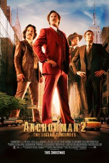 Anchorman 2: The Legend Continues (A PopEntertainment.com Movie Review)