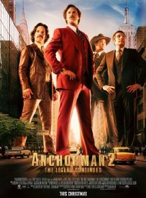 Anchorman 2: The Legend Continues (A PopEntertainment.com MovieReview)